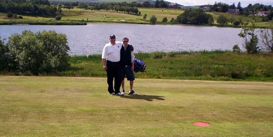 Coll v Tiree Golf 2008
