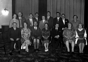 Coll Association Committee, 1965