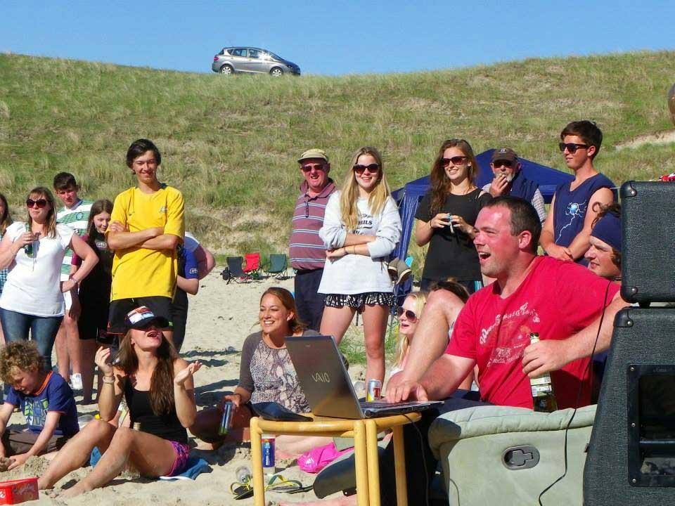 Beach Football 2013