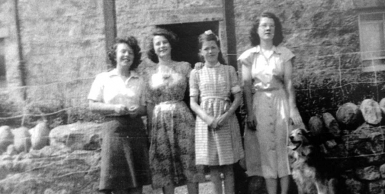 MacFadyen Girls, Ballyhough