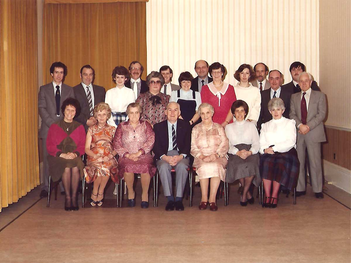 Coll Association, 1976