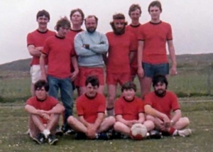 Coll Football Team