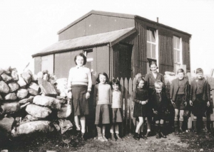 Grishipol School, Isle of Coll