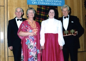 Coll Association Dinner Dance 1986