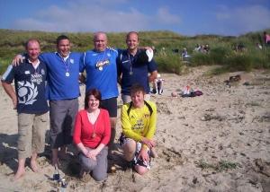Beach Football, 2008