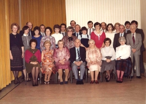 Coll Association Committee, 1976