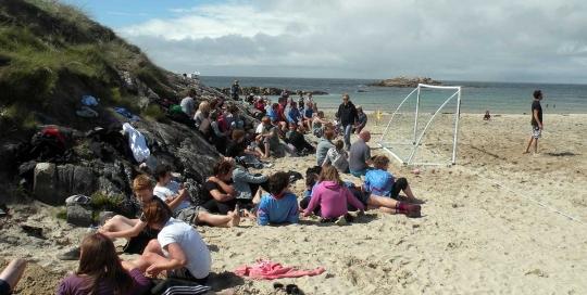 Beach Football 2010