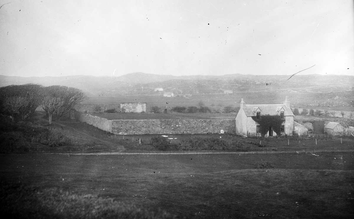 The Garden House, isle of Coll