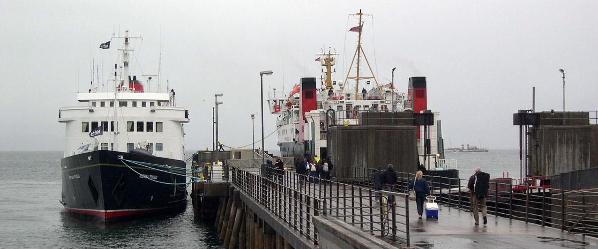Coll Pier