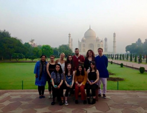 Ella Smalley's Time in India