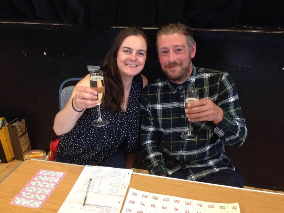 Coll Association Bingo 2016